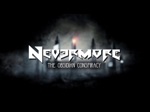 NEVERMORE - The Obsidian Conspiracy (LYRIC VIDEO)