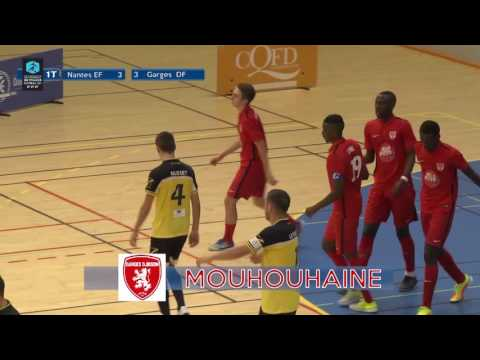 Nantes Edre Futsal - GARGES Djibson Futsalde YouTube · Durée:  5 minutes 16 secondes
