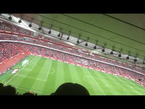 London's calling  at the Emirates cup day 1