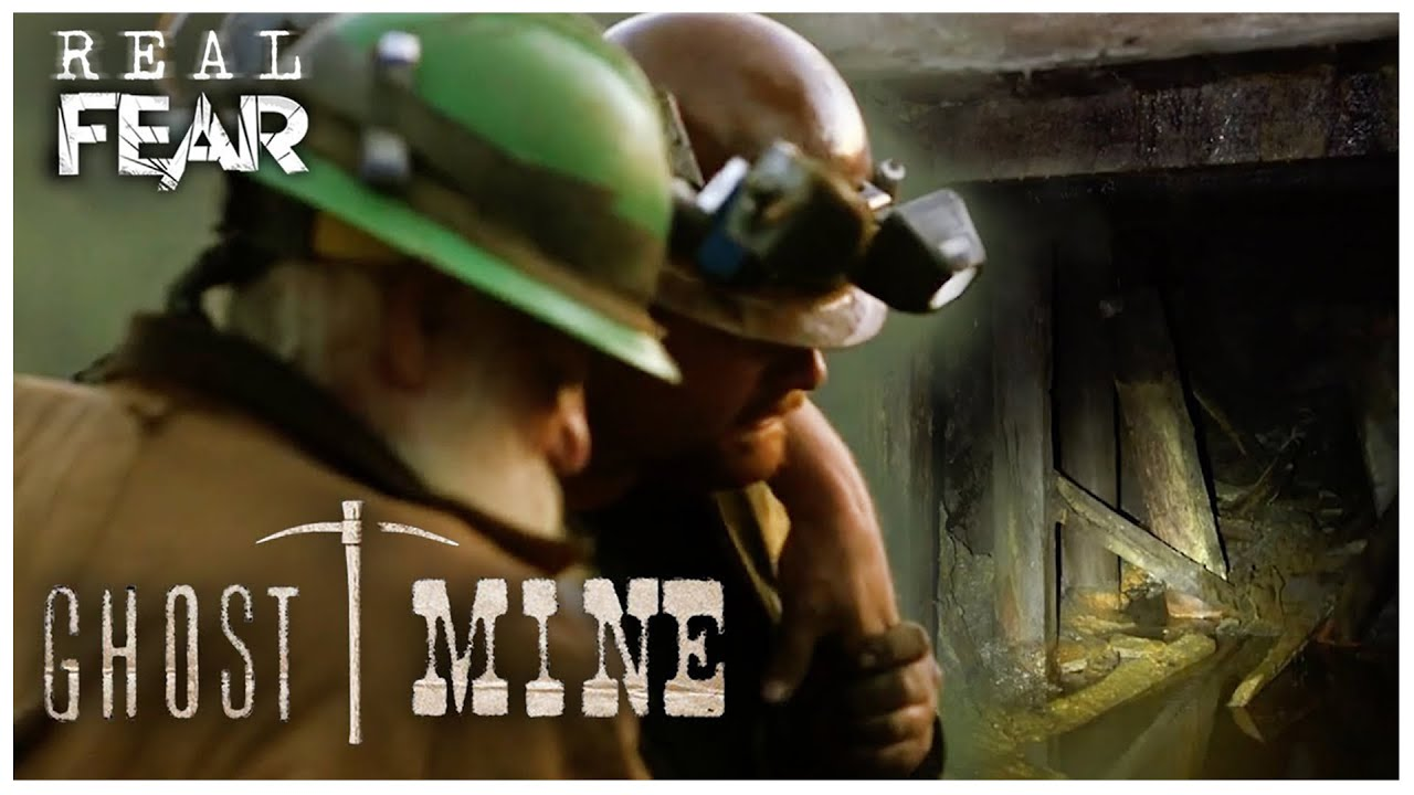Download Miner Goes Missing In The Search For Gold   Ghost Mine   Real Fear