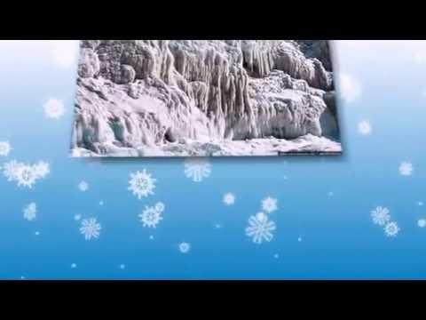 Зимний Байкал. Слайд шоу
