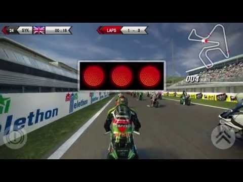 SBK15 Official Mobile Game 1