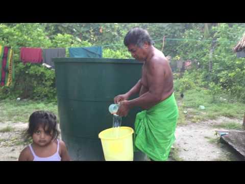Antekana Village Butaritari Island of Kiribati 2017
