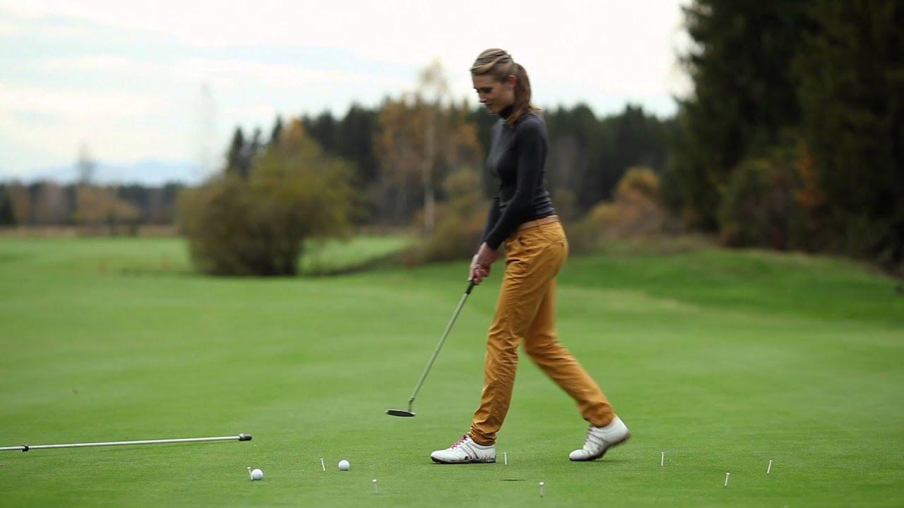 Golf Training Circle Putting