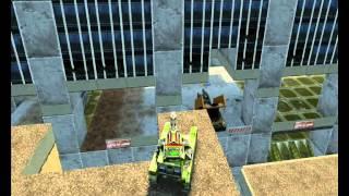 танки онлайн паркур на крушении