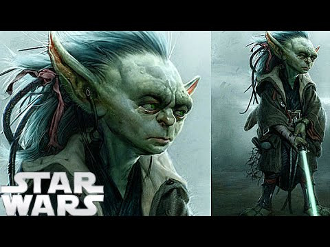 Thumbnail: WHO WAS YODA'S MASTER? STAR WARS EXPLAINED