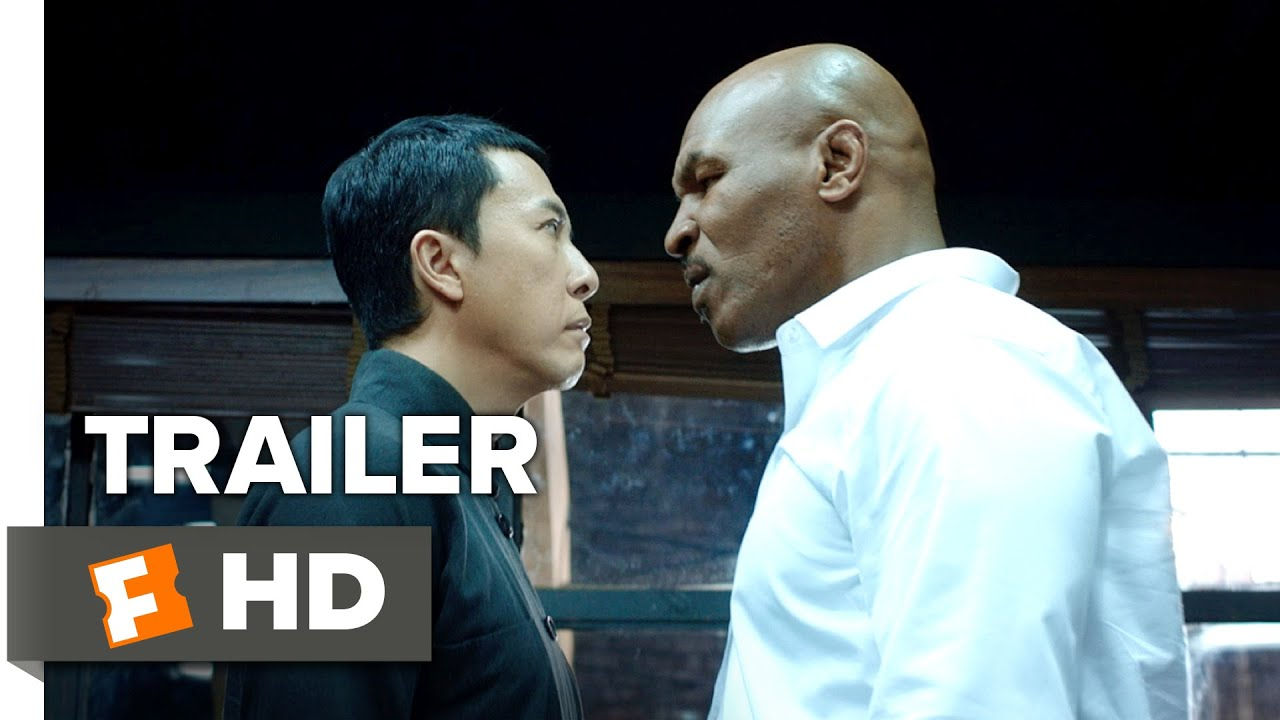 画像: Ip Man 3 Official Teaser Trailer #1 (2015) - Donnie Yen, Mike Tyson Action Movie HD youtu.be
