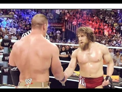 Daniel Bryan  - The Best Person For This Job