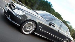 обзор Mercedes w220 s500 long - выпуск 1