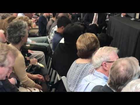 Charlie Munger speaks at the Daily Journal annual meeting 2017