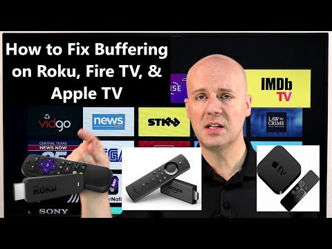 How to Fix Buffering on Roku, Fire TV, & Apple TV