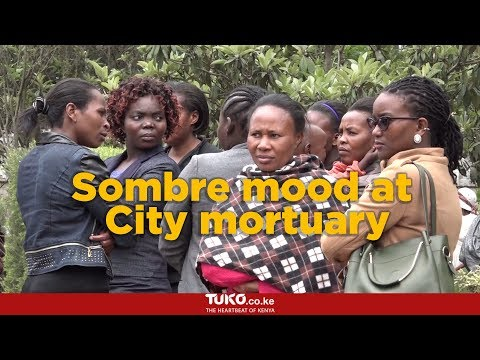 Bodies of Victims of alleged police brutality leave city mortuary
