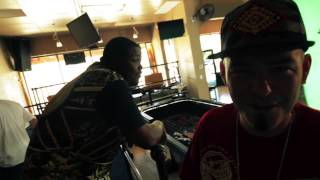 Paul Wall & D-Boss -- M.I.B. (Making Independent Bread) VLOG 2