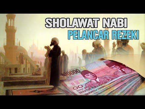 Dahsyatnya Doa Melancarkan Rezeki Dengan Sholawat Nabi Terbukti