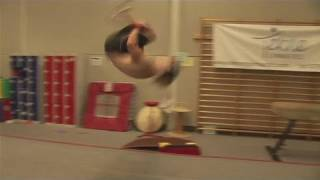 How To Do A Basic Somersault