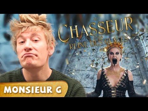 Le chasseur et la reine des glaces - Monsieur G streaming vf