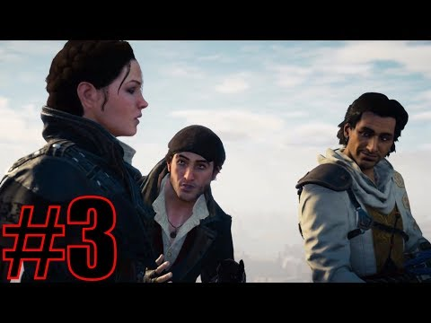 THE CITY OF LONDON! | Assassin's Creed Syndicate-Part 3
