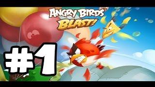 Angry Birds Blast - Gameplay Walkthrough Part 1 (iOS, Android) screenshot 4