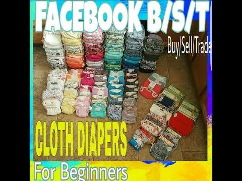 Facebook Cloth Diaper B/S/T for beginners