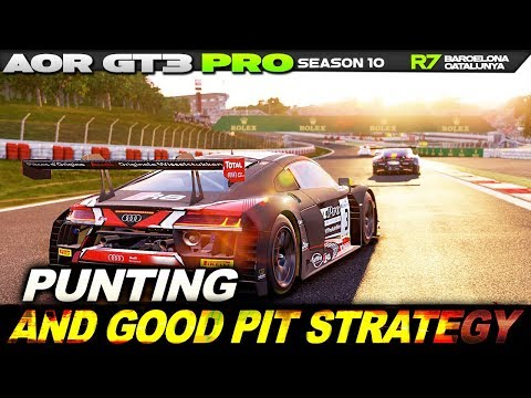 Repeat Project Cars 2: Punting and getting punted | AOR GT3