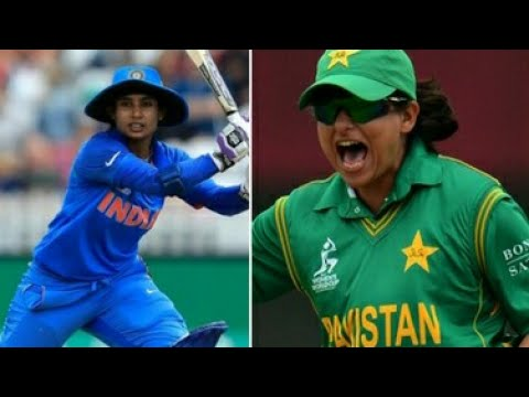 India Vs Pakistan Women Icc 2017 Highlights Hd Women Cricket