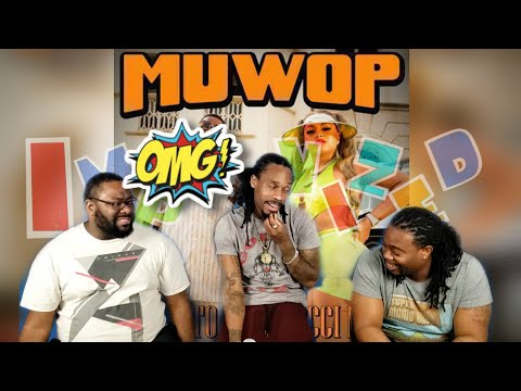 "Improvized- Mulatto ""Muwop"" featuring Gucci Mane (reaction)"