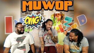 """Improvized- Mulatto """"Muwop"""" featuring Gucci Mane (reaction)"""