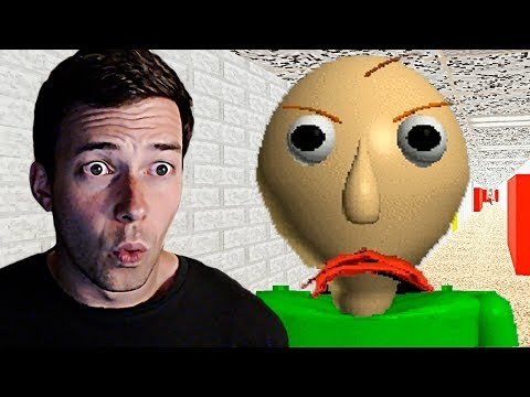 TERROR EN LA ESCUELA | BALDI'S BASICS EDUCATION AND LEARNING (7/7 Libros) Gameplay Español