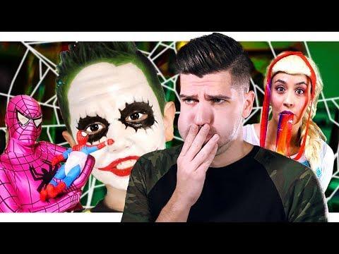 Ужасы детского ютьюба // Черная пятница // Новый клип OK Go
