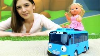 ToyClub шоу - Видео для девочек. Барби ищет Штеффи
