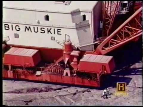 Big Muskie - The Largest Walking Dragline Ever Built