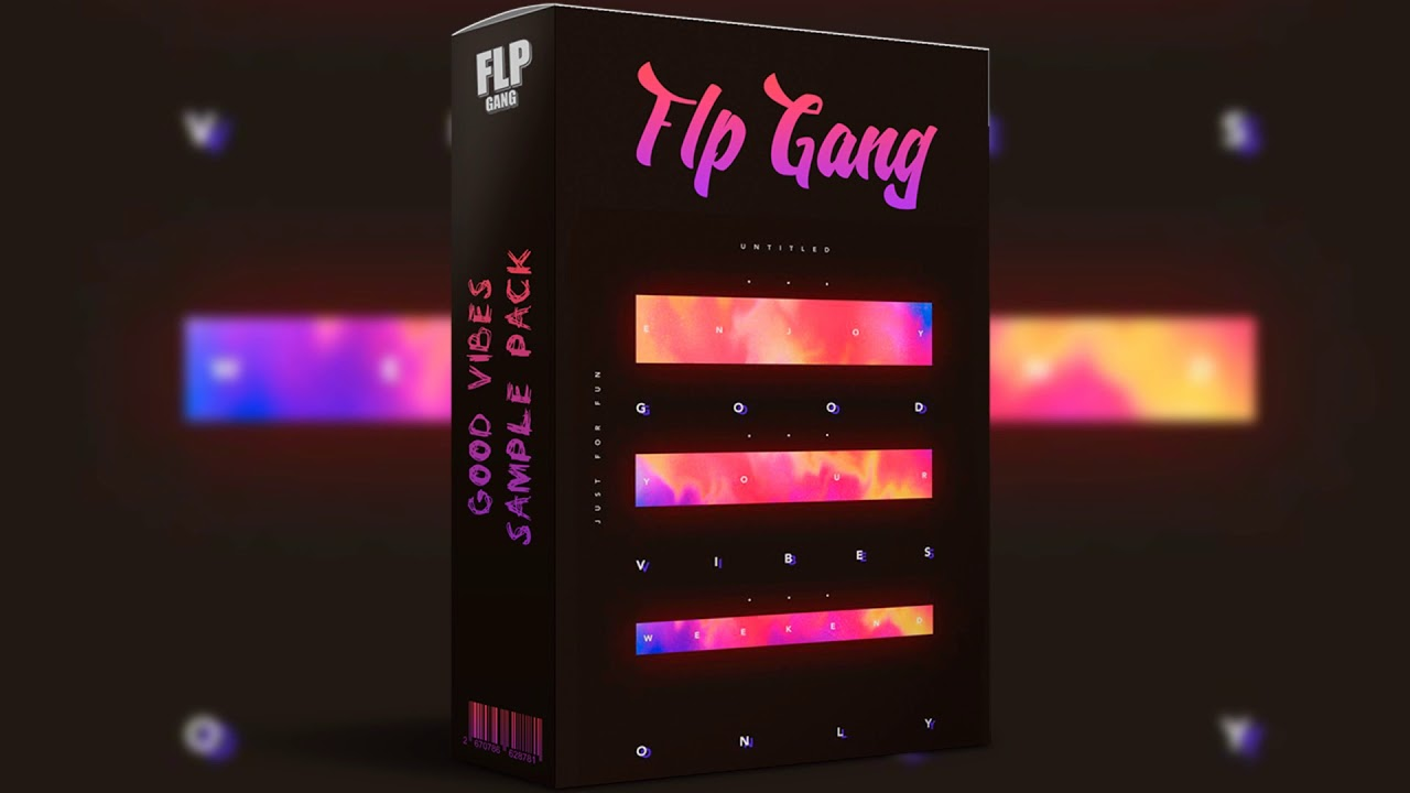 "PATREON | ""GOOD VIBES"" TRAP SAMPLE PACK 