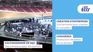 SQY Eco. Emission du 28 mai 2021