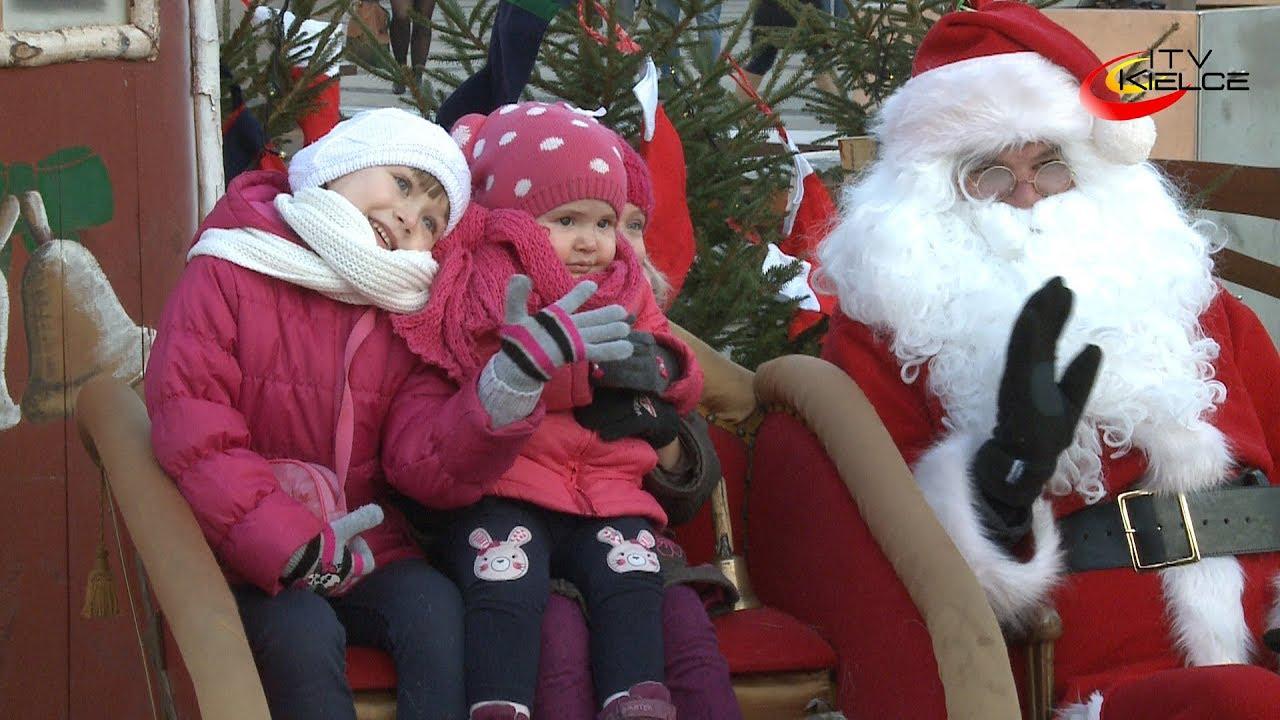 Zapraszamy na Jarmark Bożonarodzeniowy – ITV Kielce