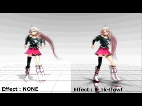 [MMD x MME] 24 Effects Demo [Split Screen] + [MME x Effects DL]
