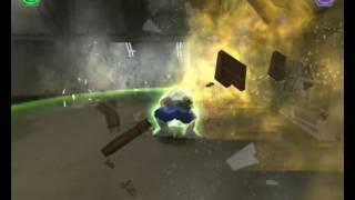 The Hulk (2003) прохождение часть 8 (Серый Халк)