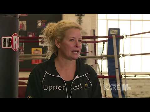 First woman inductee in Minnesota Boxing Hall of Fame