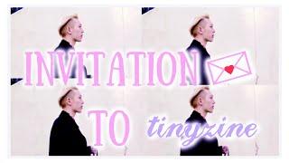 """INVITATION TO """"TI..."""