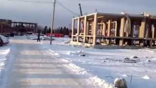 Зима 2015 года в Касимово ЖК