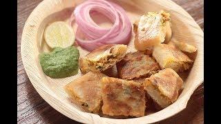 Chicken Moghlai Parantha | Sanjeev Kapoor Khazana