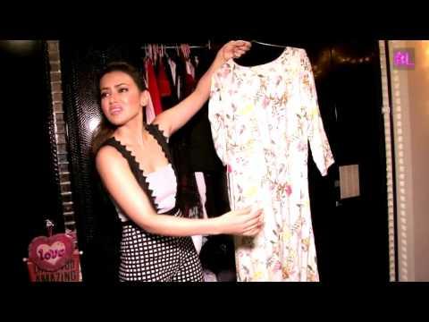 Sana Khan s off her wardrobe to Bollywood Life