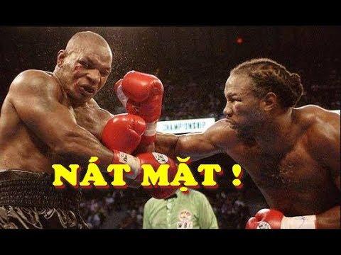 Quái Vật DUY NHẤT Đánh Bại Cả Mike Tyson Lẫn Holyfield Với Biệt Danh VUA SƯ TỬ