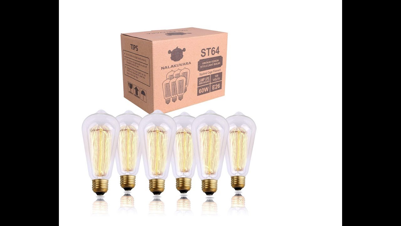 Buy Lightbulbs Reviews Of Edison Lightbulbs Best Edison Lightbulbs Can Buy