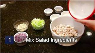 Salad Recipes : Recipe For Chicken Salad With Apples