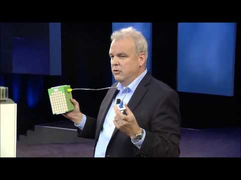 HP 'The Machine'.  - Summary Highlights