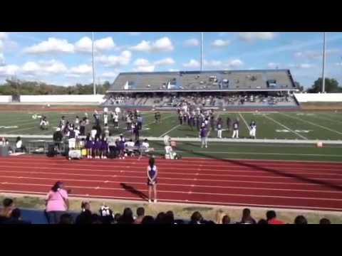 Wheatley High School 2012-2013 Homecoming halftime