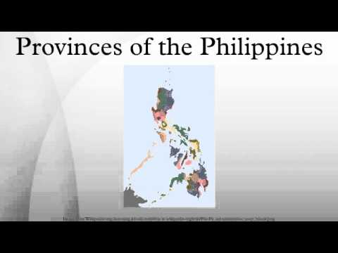 Provinces of the Philippines
