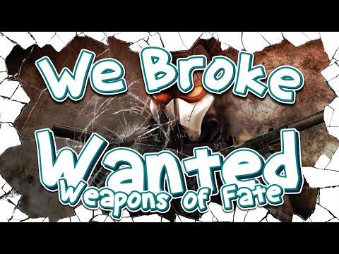 We Broke: Wanted