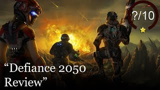 Defiance 2050 Review [PS4, Xbox One, & PC] - Free to Play
