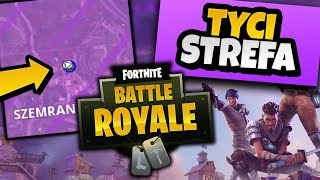 TAKA TYCI STREFA! - FORTNITE BATTLE ROYALE #3 /w AdameK
